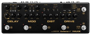 Processador de Efeito p/ Guitarra
